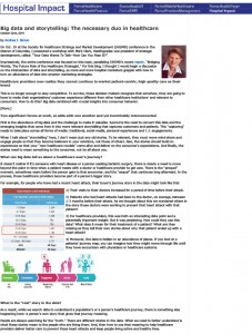 Hospital Impact - Big data and storytelling_ The necessary duo in healthcare-1