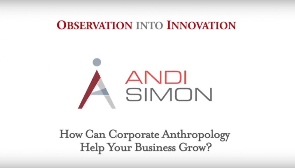 Corporate anthropology