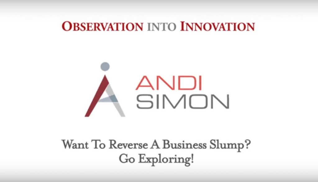 Reverse business slump