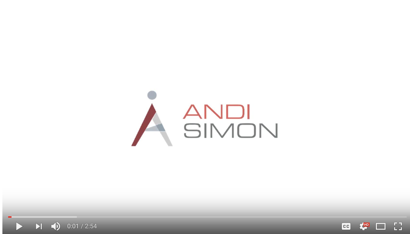 Andi Simon Anthropologist